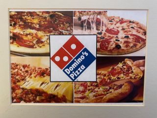[Domino's Pizza All Year Long]