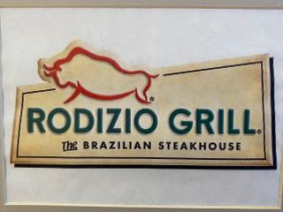 [Rodizio Grill Dinner for Two]