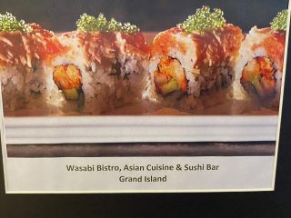 [Gift Card to Wasabi Bistro]