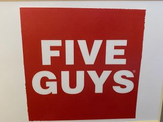 [Five Guys Gift Cards]