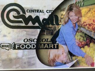 [Central City Mall Gift Card]