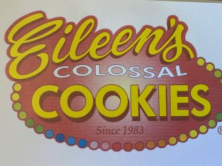 [Eileen's 16' Decorated Cookie]