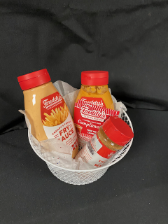 [Freddy's Combo Meals and Fry Sauce]