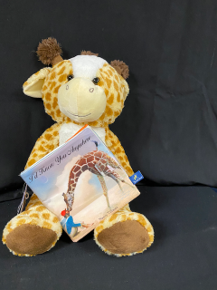 ['I'd Know You Anywhere' Children's Book & Plush Toy]