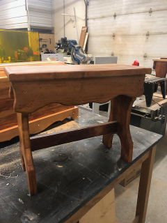 [Small Bench]