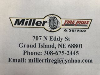 [$75 Certificate to Miller Tire Pros & Service]