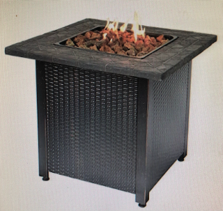[Fire Pit Table]