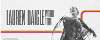 [Lauren Daigle World Tour at CHI Health Center Omaha, October 29, 2021 for 4!]