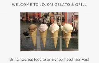 [JoJo's Gelato and Grill Gift Card]