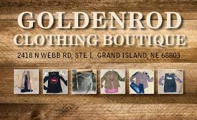 [Goldenrod Clothing Boutique Gift Certificate]