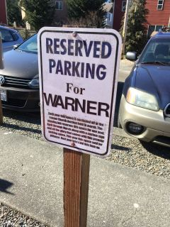 [Prime Reserved Parking Spot @ EUUC]